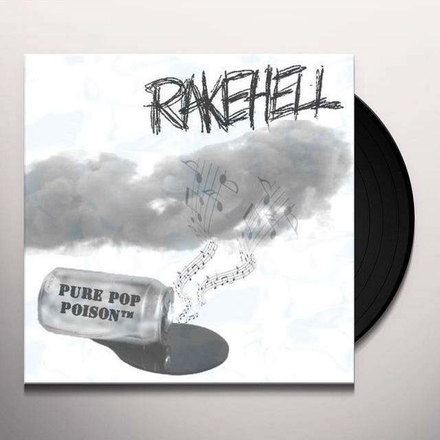 Rakehell PURE POP POISON Vinyl Record