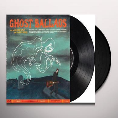 Lonesome Wyatt & The Holy Spooks GHOST BALLADS (VINYL LP) Vinyl Record
