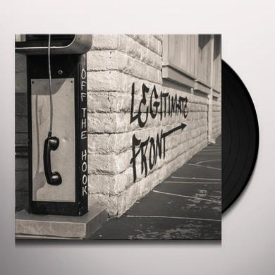 Legitimate Front OFF THE HOOK Vinyl Record