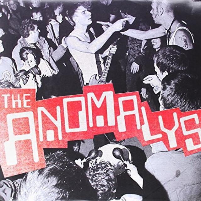 ANOMALYS Vinyl Record