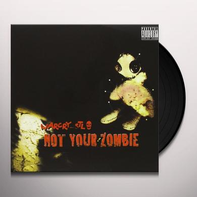 Warcry Stl NOT YOUR ZOMBIE Vinyl Record