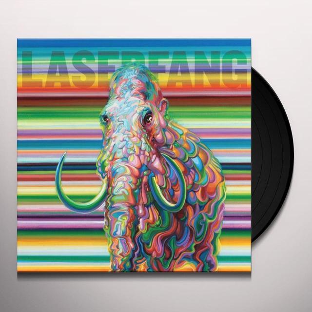 Laserfang MAMMOTH Vinyl Record