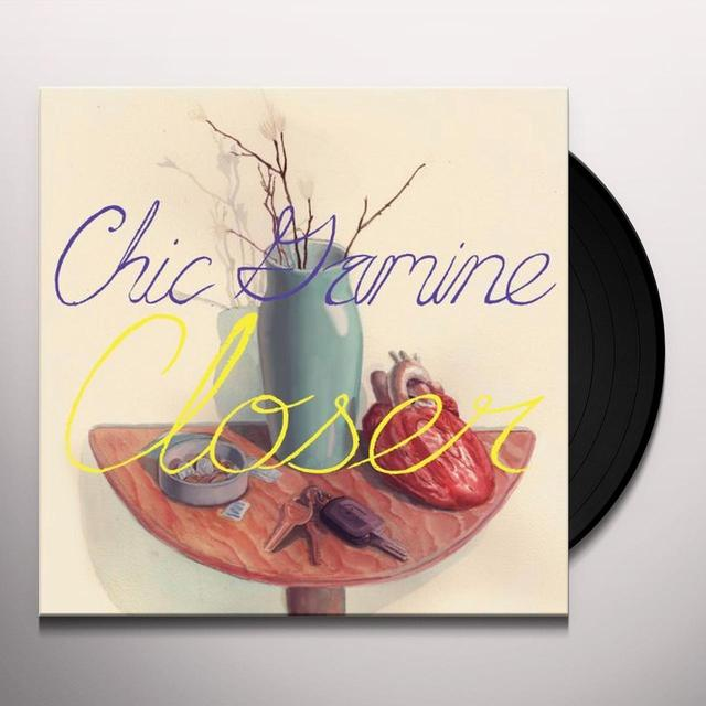 Chic Gamine CLOSER Vinyl Record