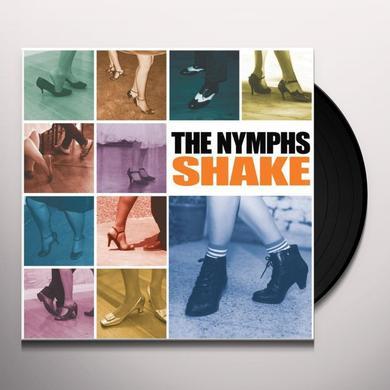 Nymphs SHAKE Vinyl Record