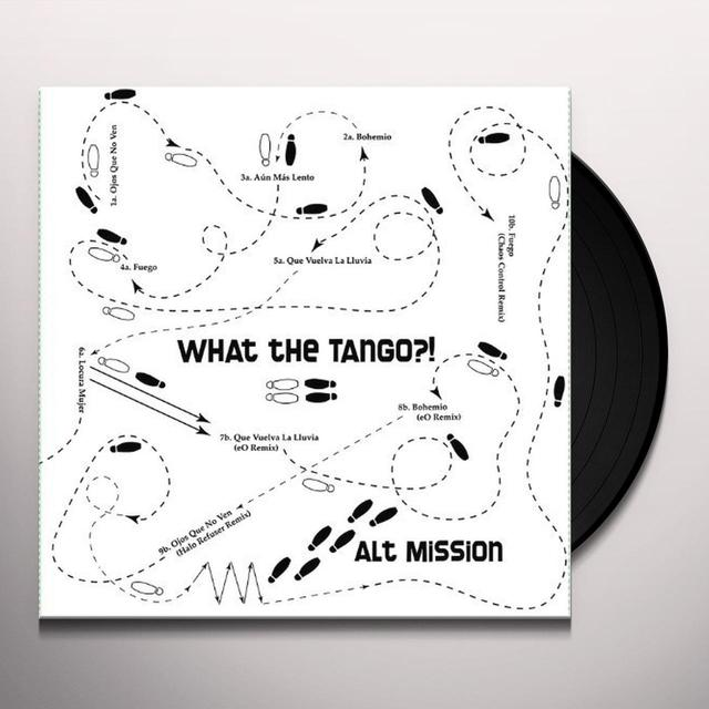 What The Tango?! ALT MISSION Vinyl Record