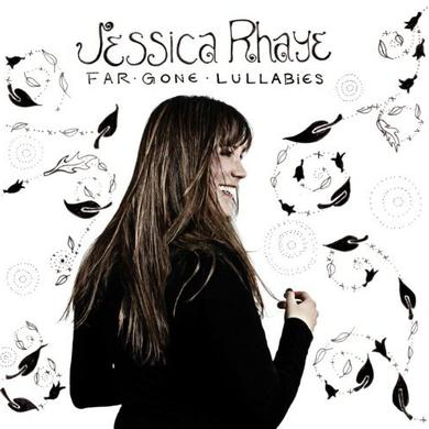 Jessica Rhaye FAR GONE LULLABIES Vinyl Record