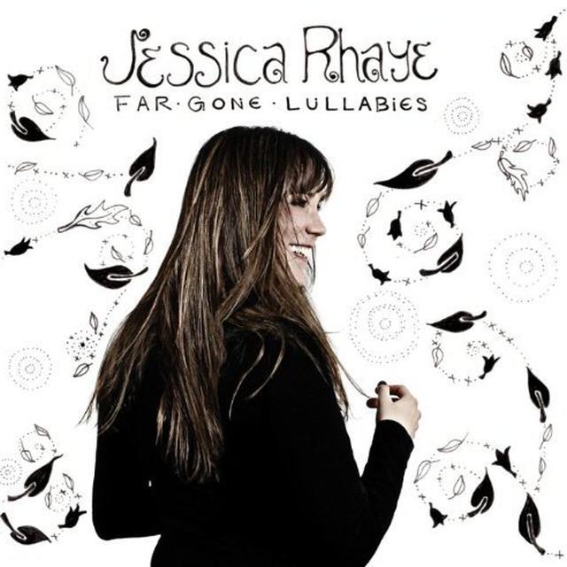 Jessica Rhaye FAR GONE LULLABIES Vinyl Record