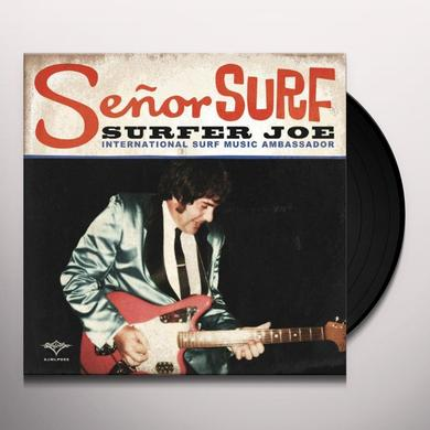 Surfer Joe SENOR SURF Vinyl Record