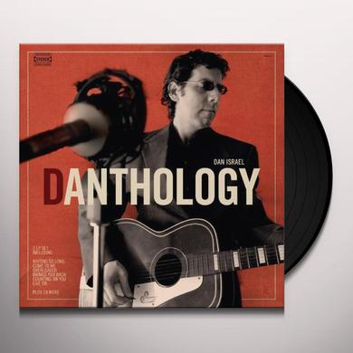 Dan Israel DANTHOLOGY Vinyl Record
