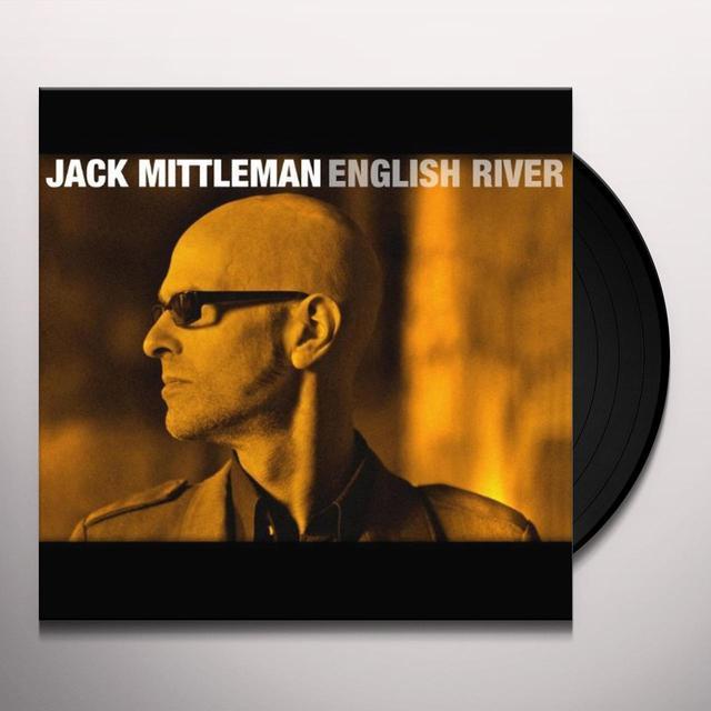 Jack Mittleman ENGLISH RIVER Vinyl Record