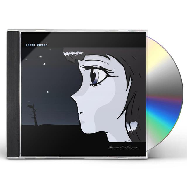 Lendi Vexer PRINCESS OF NOTHINGNESS CD