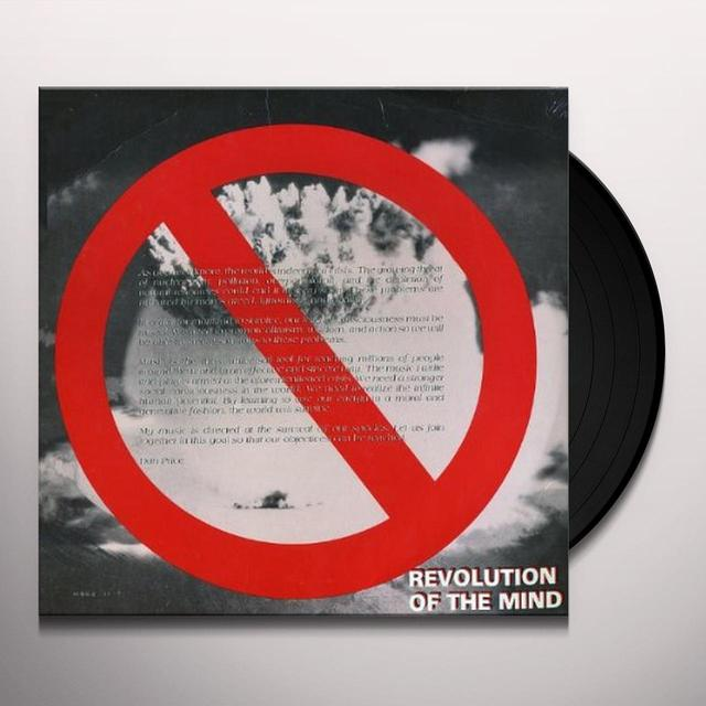 Daniel L Price REVOLUTION OF THE MIND Vinyl Record