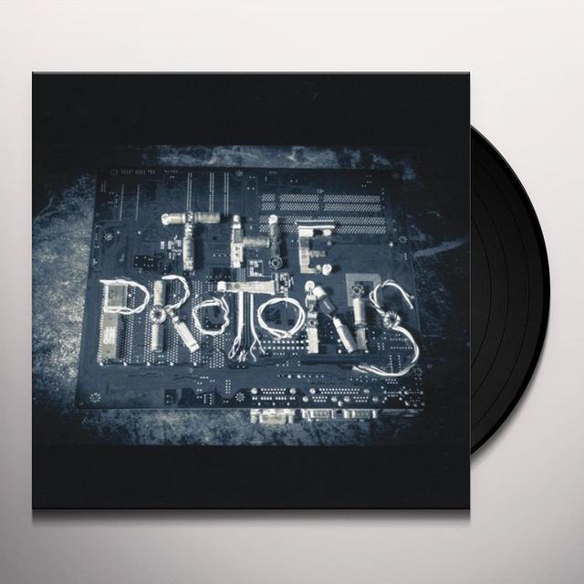 Protons THE EXPLANATORY GAP EP Vinyl Record