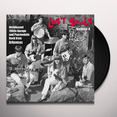 LOST SOULS VOL. 4: UNRELEASED 1960S GARAGE & PSYCH Vinyl Record