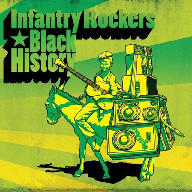 Infantry Rockers BLACK HISTORY Vinyl Record