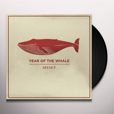Sinnet YEAR OF THE WHALE Vinyl Record