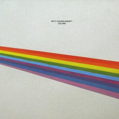 Reto Suhner Nonett COLORS Vinyl Record