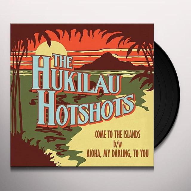 THE HUKILAU HOTSHOTS Vinyl Record