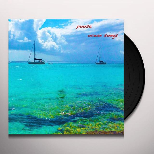 Poosa OCEAN SONGS Vinyl Record