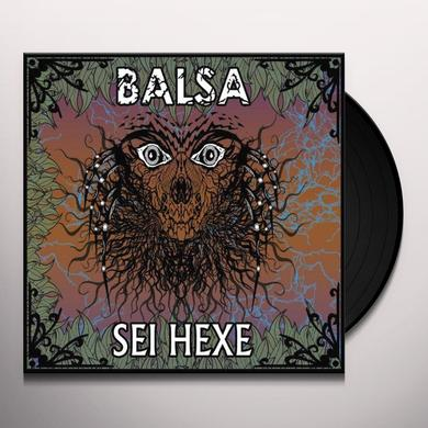 Balsa SPLIT Vinyl Record