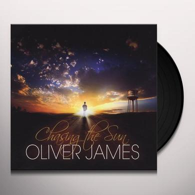 Oliver James CHASING THE SUN Vinyl Record