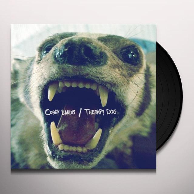 Corey Landis THERAPY DOG Vinyl Record