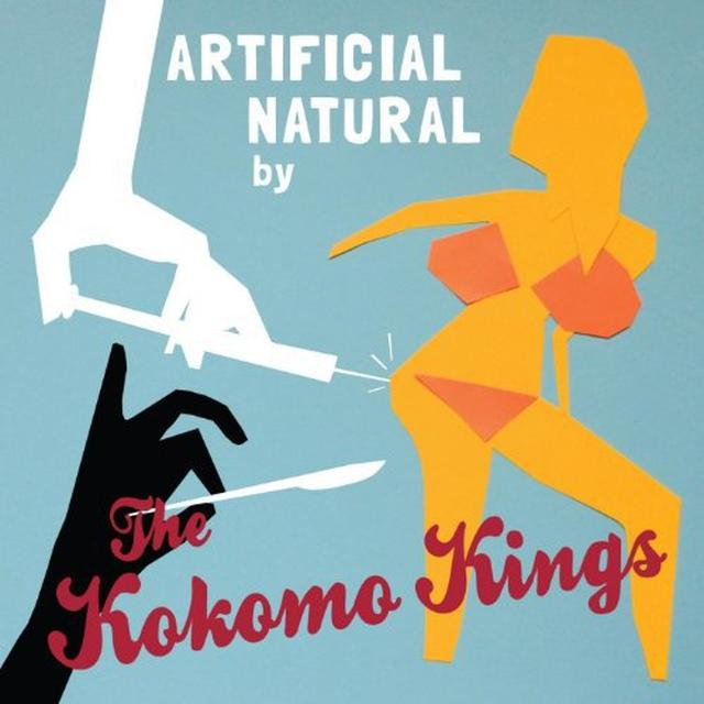 Kokomo Kings ARTIFICIAL NATURAL-LP Vinyl Record
