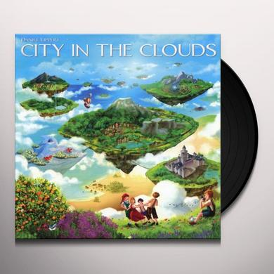 Daniel Lippert CITY IN THE CLOUDS Vinyl Record