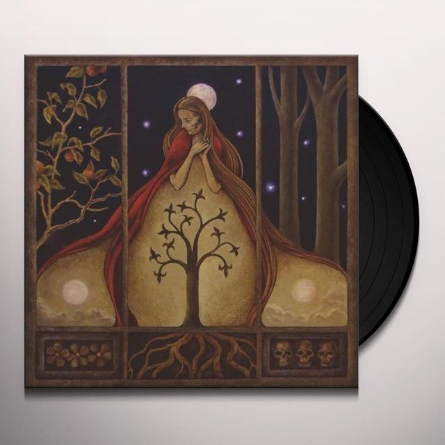 Mountain Witch COLD RIVER Vinyl Record