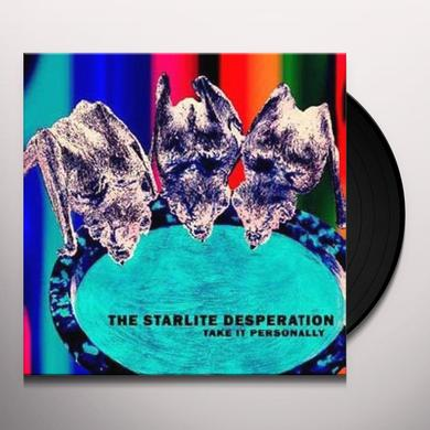 Starlite Desperation TAKE IT PERSONALLY Vinyl Record