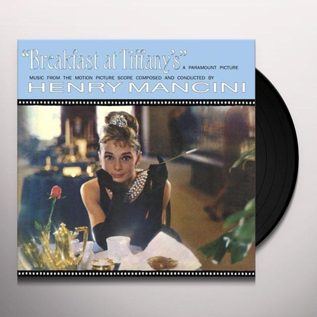 Henry Mancini BREAKFAST AT TIFFANY'S Vinyl Record