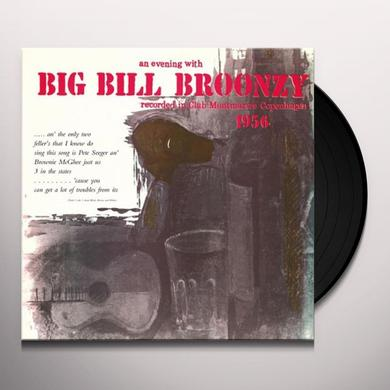 EVENING WITH BIG BILL BROONZY Vinyl Record