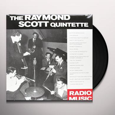 Raymond Scott RADIO MUSIC Vinyl Record