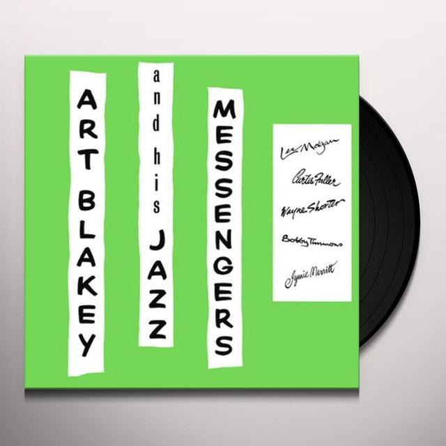 Art Blakey & The Jazz Messengers ART BLAKEY!!!!! JAZZ MESSENGERS!!!! Vinyl Record