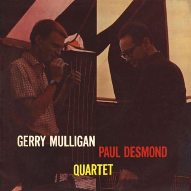 Gerry Mulligan & Paul Desmond