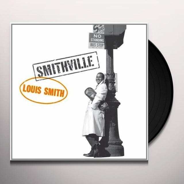 Louis Smith SMITHVILLE Vinyl Record