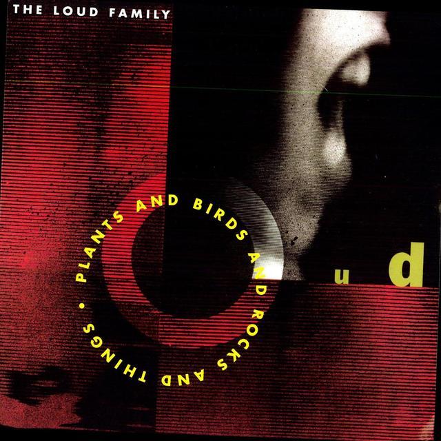 Loud Family PLANTS & BIRDS & ROCKS Vinyl Record