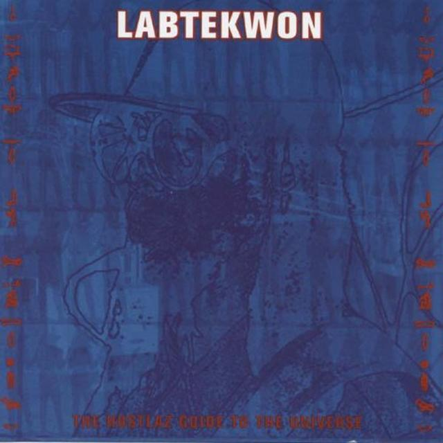 Labtekwon HUSTLAZ GUIDE TO THE UNIVERSE Vinyl Record
