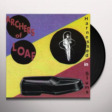 Archers Of Loaf HARNESSED IN SLUMS Vinyl Record