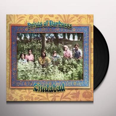 Prints Of Darkness ZINDABAD Vinyl Record - Limited Edition