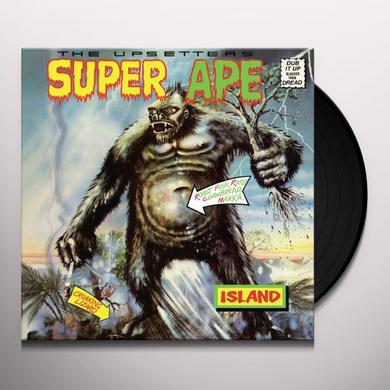 The Upsetters SUPER APE Vinyl Record