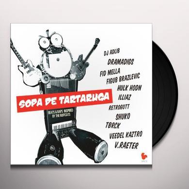 SOPA DE TARTARUGA (INSPIRED BY RUFFCATS) / VARIOUS Vinyl Record