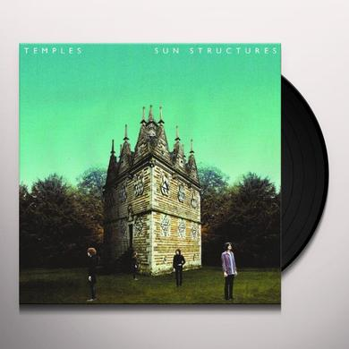 Temples SUN STRUCTURES Vinyl Record