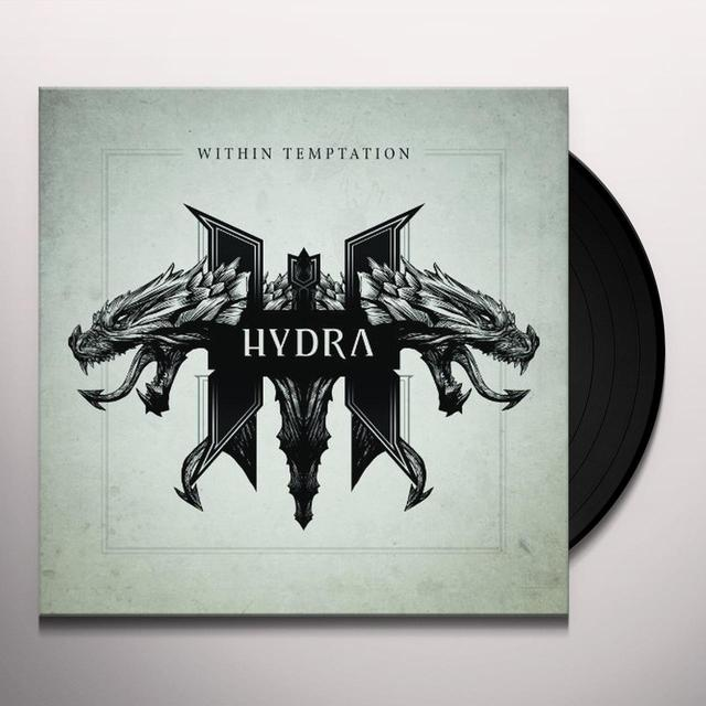 Within Temptation HYDRA VINYL Vinyl Record