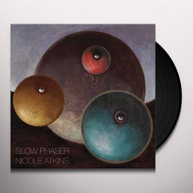 Nicole Atkins SLOW PHASER Vinyl Record