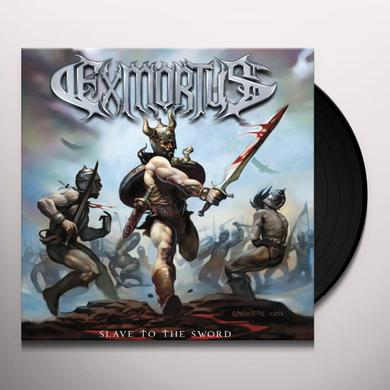 Exmortus SLAVE TO THE SWORD Vinyl Record