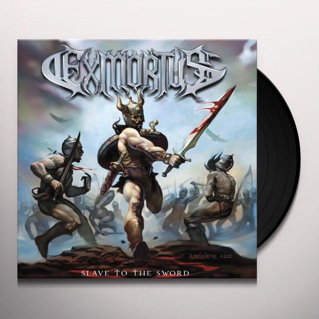 Exmortus SLAVE TO THE SWORD Vinyl Record