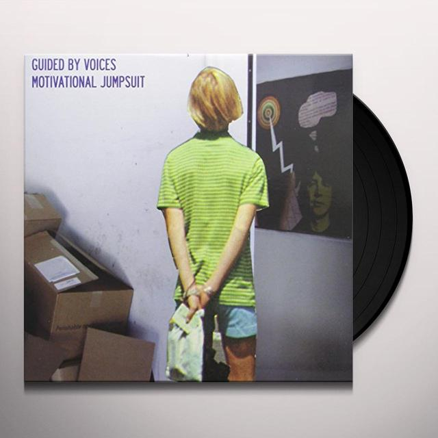 Guided By Voices MOTIVATIONAL JUMPSUIT Vinyl Record
