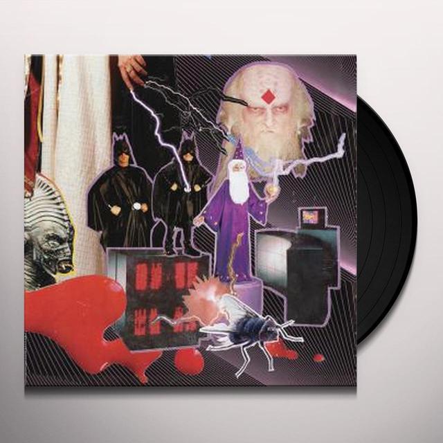 Ketamines STAY AWAKE Vinyl Record