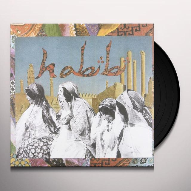 HABIBI Vinyl Record - Digital Download Included